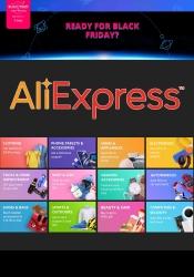 Брошура AliExpress Клисура