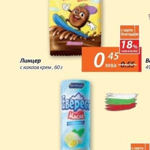 Шоколад в T MARKET