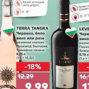 Вино в Kaufland хипермаркет