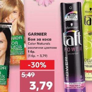 Боя за коса в Kaufland хипермаркет