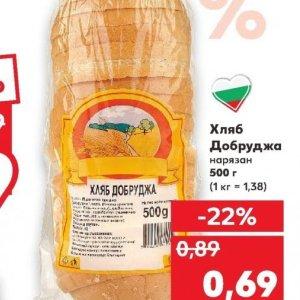 Хляб в Kaufland хипермаркет