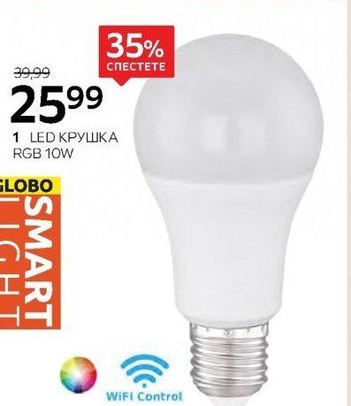 LED крушка в Aiko
