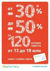 Брошура Аптеки SOpharmacy Равда