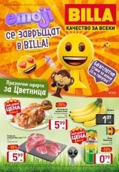 Брошура Билла Асеновград
